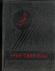 Page 1, 1964 Edition, Vesper High School - Cardinal Yearbook (Vesper, KS) online yearbook collection