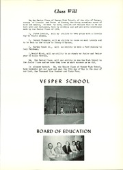 Page 11, 1964 Edition, Vesper High School - Cardinal Yearbook (Vesper, KS) online yearbook collection
