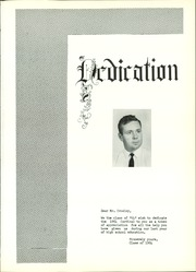 Page 5, 1964 Edition, Vesper High School - Cardinal Yearbook (Vesper, KS) online yearbook collection