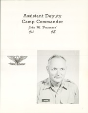 Page 11, 1968 Edition, US Army ROTC Camp - Yearbook (Fort Riley, KS) online yearbook collection