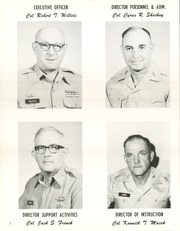 Page 12, 1968 Edition, US Army ROTC Camp - Yearbook (Fort Riley, KS) online yearbook collection