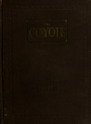 Page 1, 1922 Edition, Kansas Wesleyan University - Coyote Yearbook (Salina, KS) online yearbook collection