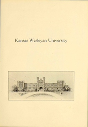 Page 7, 1922 Edition, Kansas Wesleyan University - Coyote Yearbook (Salina, KS) online yearbook collection