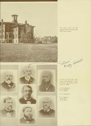 Page 9, 1935 Edition, Kansas Wesleyan University - Coyote Yearbook (Salina, KS) online yearbook collection