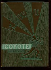 Page 1, 1936 Edition, Kansas Wesleyan University - Coyote Yearbook (Salina, KS) online yearbook collection