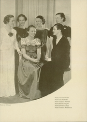 Page 11, 1936 Edition, Kansas Wesleyan University - Coyote Yearbook (Salina, KS) online yearbook collection