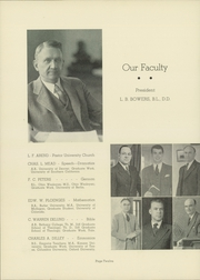 Page 16, 1936 Edition, Kansas Wesleyan University - Coyote Yearbook (Salina, KS) online yearbook collection