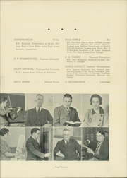 Page 17, 1936 Edition, Kansas Wesleyan University - Coyote Yearbook (Salina, KS) online yearbook collection
