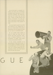 Page 7, 1936 Edition, Kansas Wesleyan University - Coyote Yearbook (Salina, KS) online yearbook collection