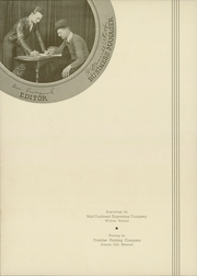 Page 8, 1936 Edition, Kansas Wesleyan University - Coyote Yearbook (Salina, KS) online yearbook collection