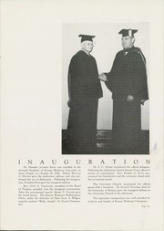 Page 10, 1947 Edition, Kansas Wesleyan University - Coyote Yearbook (Salina, KS) online yearbook collection