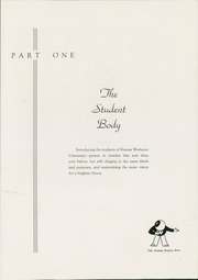 Page 11, 1947 Edition, Kansas Wesleyan University - Coyote Yearbook (Salina, KS) online yearbook collection