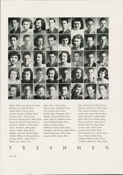 Page 13, 1947 Edition, Kansas Wesleyan University - Coyote Yearbook (Salina, KS) online yearbook collection