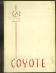 1963 Edition, Kansas Wesleyan University - Coyote Yearbook (Salina, KS)