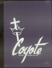 1965 Edition, Kansas Wesleyan University - Coyote Yearbook (Salina, KS)