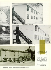 Page 11, 1967 Edition, Kansas Wesleyan University - Coyote Yearbook (Salina, KS) online yearbook collection
