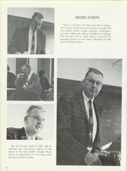 Page 12, 1967 Edition, Kansas Wesleyan University - Coyote Yearbook (Salina, KS) online yearbook collection