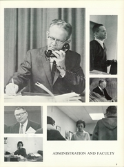 Page 13, 1967 Edition, Kansas Wesleyan University - Coyote Yearbook (Salina, KS) online yearbook collection