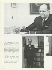 Page 14, 1967 Edition, Kansas Wesleyan University - Coyote Yearbook (Salina, KS) online yearbook collection