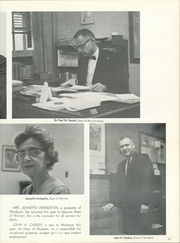 Page 15, 1967 Edition, Kansas Wesleyan University - Coyote Yearbook (Salina, KS) online yearbook collection
