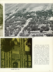 Page 7, 1967 Edition, Kansas Wesleyan University - Coyote Yearbook (Salina, KS) online yearbook collection