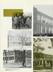 Page 8, 1967 Edition, Kansas Wesleyan University - Coyote Yearbook (Salina, KS) online yearbook collection