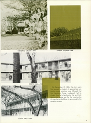 Page 9, 1967 Edition, Kansas Wesleyan University - Coyote Yearbook (Salina, KS) online yearbook collection