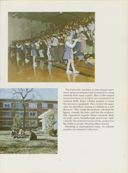 Page 11, 1968 Edition, Kansas Wesleyan University - Coyote Yearbook (Salina, KS) online yearbook collection