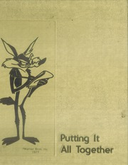 1977 Edition, Kansas Wesleyan University - Coyote Yearbook (Salina, KS)