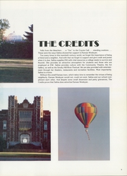 Page 13, 1982 Edition, Kansas Wesleyan University - Coyote Yearbook (Salina, KS) online yearbook collection
