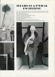 Page 15, 1982 Edition, Kansas Wesleyan University - Coyote Yearbook (Salina, KS) online yearbook collection