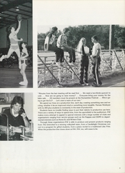 Page 7, 1982 Edition, Kansas Wesleyan University - Coyote Yearbook (Salina, KS) online yearbook collection
