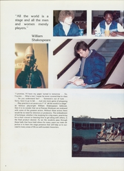 Page 8, 1982 Edition, Kansas Wesleyan University - Coyote Yearbook (Salina, KS) online yearbook collection