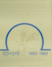 1983 Edition, Kansas Wesleyan University - Coyote Yearbook (Salina, KS)