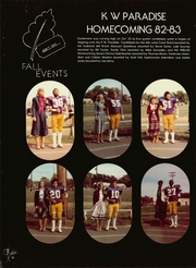 Page 16, 1983 Edition, Kansas Wesleyan University - Coyote Yearbook (Salina, KS) online yearbook collection