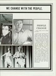 Page 11, 1985 Edition, Kansas Wesleyan University - Coyote Yearbook (Salina, KS) online yearbook collection