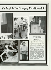 Page 15, 1985 Edition, Kansas Wesleyan University - Coyote Yearbook (Salina, KS) online yearbook collection
