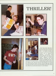Page 17, 1985 Edition, Kansas Wesleyan University - Coyote Yearbook (Salina, KS) online yearbook collection