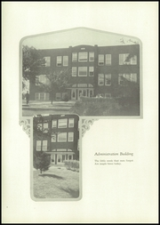Page 10, 1929 Edition, Hesston College - Lark Yearbook (Hesston, KS) online yearbook collection