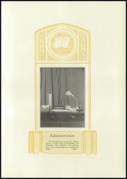 Page 13, 1929 Edition, Hesston College - Lark Yearbook (Hesston, KS) online yearbook collection