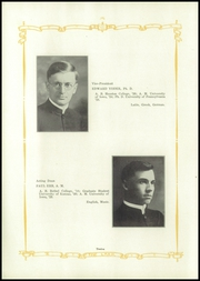 Page 16, 1929 Edition, Hesston College - Lark Yearbook (Hesston, KS) online yearbook collection