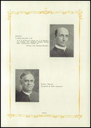 Page 17, 1929 Edition, Hesston College - Lark Yearbook (Hesston, KS) online yearbook collection