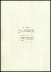 Page 6, 1929 Edition, Hesston College - Lark Yearbook (Hesston, KS) online yearbook collection