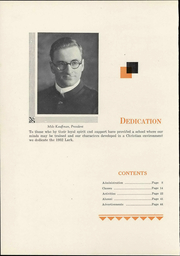 Page 10, 1932 Edition, Hesston College - Lark Yearbook (Hesston, KS) online yearbook collection