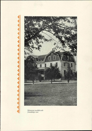 Page 13, 1932 Edition, Hesston College - Lark Yearbook (Hesston, KS) online yearbook collection
