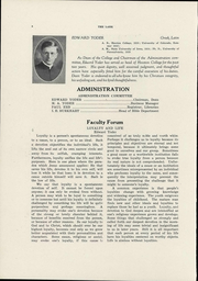 Page 14, 1932 Edition, Hesston College - Lark Yearbook (Hesston, KS) online yearbook collection