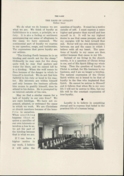 Page 15, 1932 Edition, Hesston College - Lark Yearbook (Hesston, KS) online yearbook collection