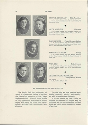 Page 16, 1932 Edition, Hesston College - Lark Yearbook (Hesston, KS) online yearbook collection