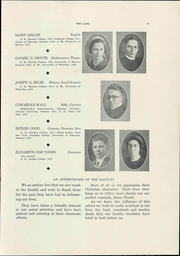 Page 17, 1932 Edition, Hesston College - Lark Yearbook (Hesston, KS) online yearbook collection