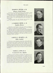 Page 11, 1936 Edition, Hesston College - Lark Yearbook (Hesston, KS) online yearbook collection